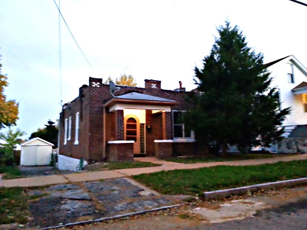 Boulevard Heights Single Family Rehabbed (7206 Eugene)
