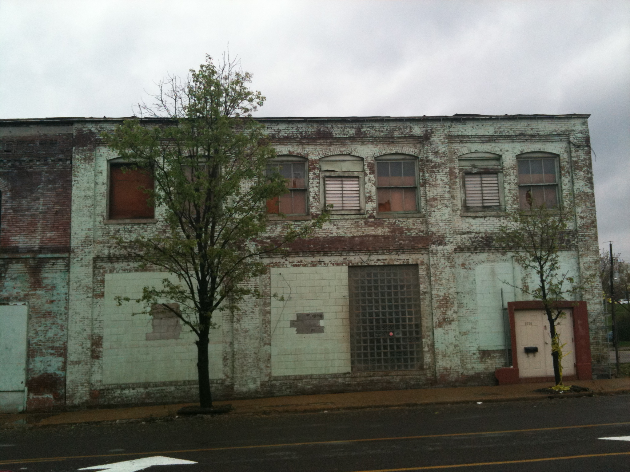Commercial Building at 2714 Lafayette to Become Offices