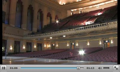 A Look Inside the Shuttered Kiel Opera House