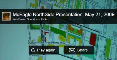 Slideshow from McEagle Northside Presentation