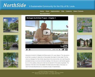 McKee Goes Live With NorthSide Website