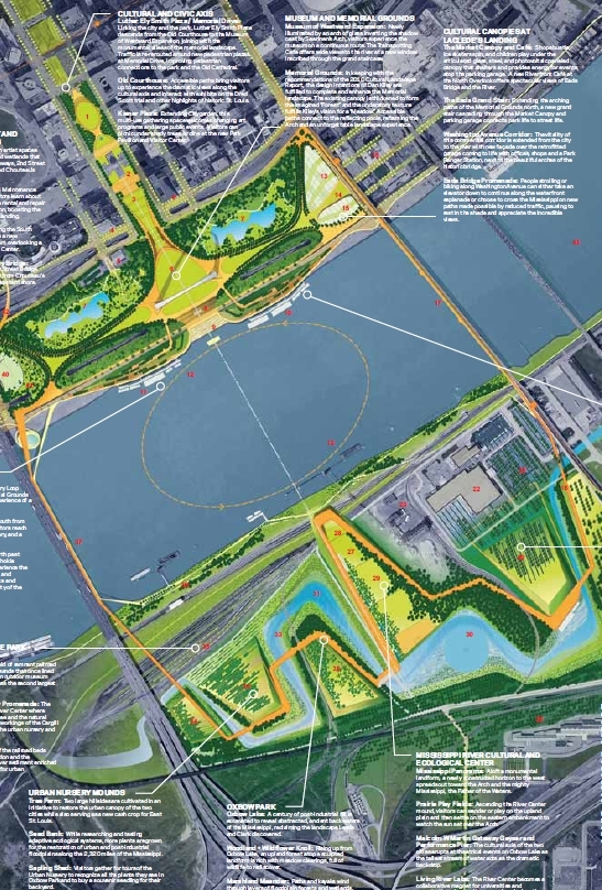 Full Review: Weiss-Manfredi Arch Grounds Competition Design