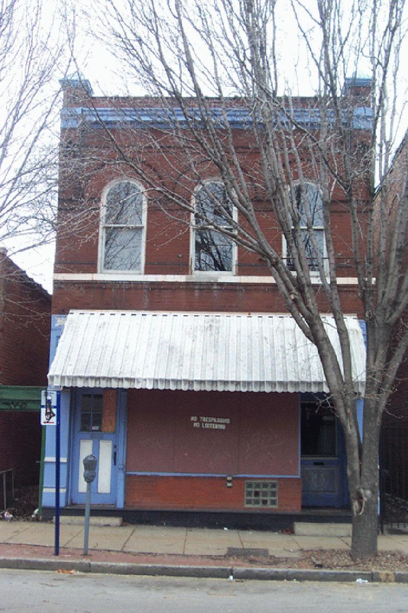 Cherokee Street Building to be Rehabbed Soon? (2851 Cherokee)