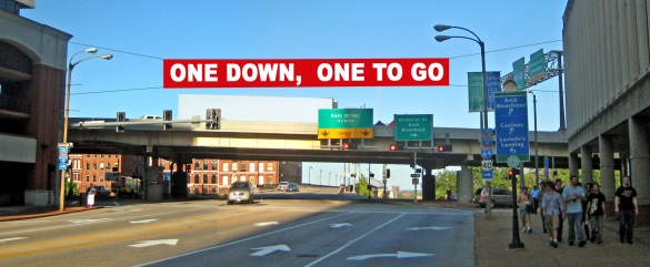 St. Louis Centre Skybridge Just One Example of Our Mistaken Infrastructure: I-70 Removal Should be Next