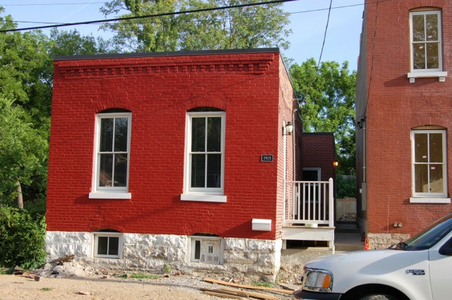 Rehab of 1915 Destrehan in Hyde Park Complete