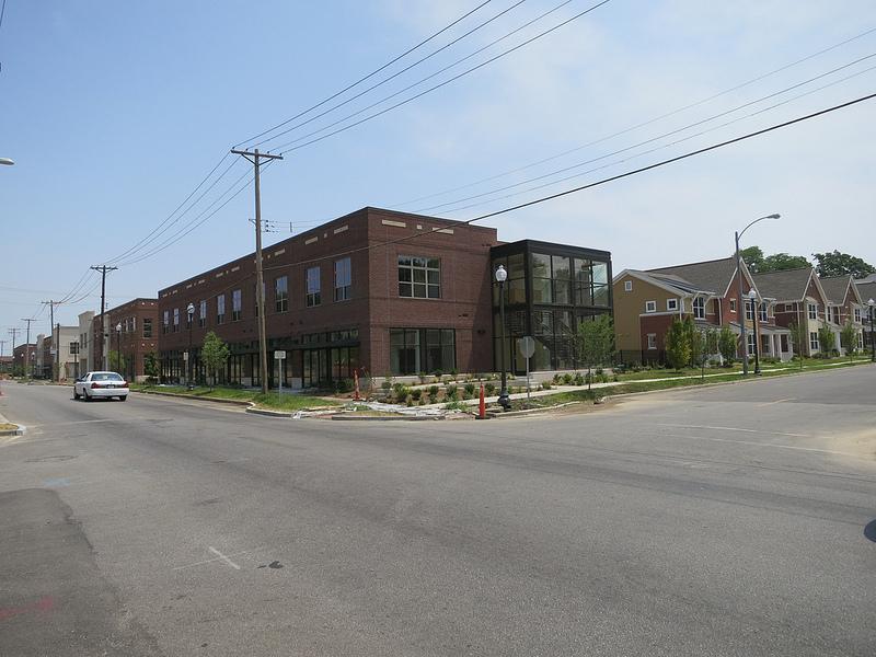 North Sarah Development Brings 120 Units, New Mixed Use Buildings to Vandeventer Neighborhood