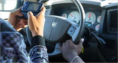 Can We Ban Cell Phone Use While Driving NOW? More Evidence Shows Dangers of Driving Distracted