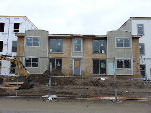 Southtowne Apartments Project in Dutchtown Underway (Delor and Spring)