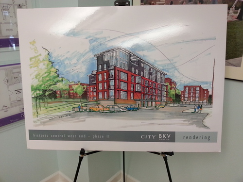 New West End City Apartment Building to Begin Construction Soon? (245 Union)