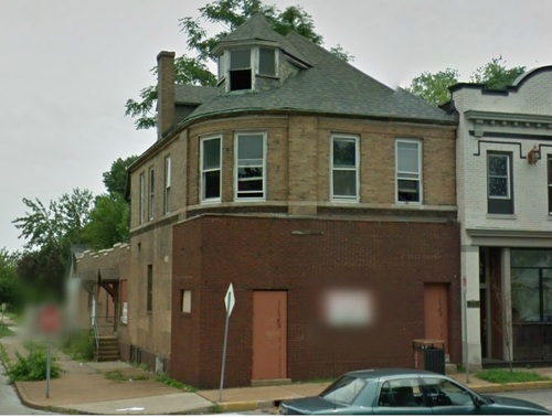 Tower Grove South Mixed Use Building to be Rehabbed? (3128 Morgan Ford)