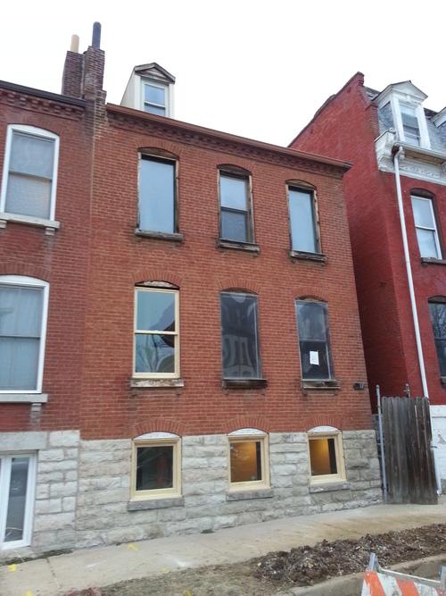 Benton Park Home Under Rehab (3007 Salena)