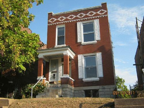 Tower Grove South Home to be Rehabbed (3755 Potomac)