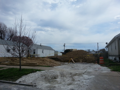 Two New Single Family Homes Coming to the Hill (5224 and 5226 Daggett)