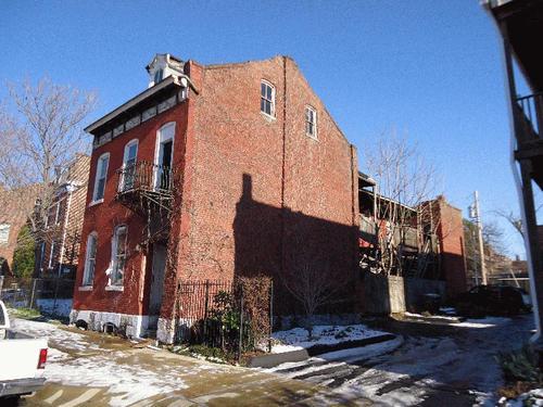 Benton Park Home to Undergo Rehab Soon (3022 Salena)
