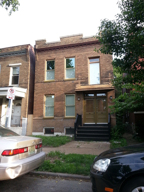 Tower Grove South Rehab Completed (3624 Hartford)