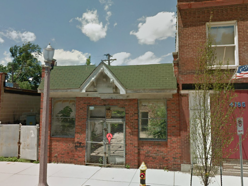 Row of Commercial Buildings in the Grove to See Rehab? (4187-91 Manchester)