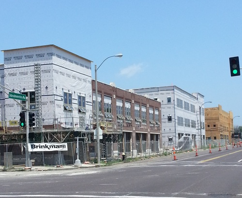 North Sarah Phase II Underway; Transforming Vandeventer Avenue