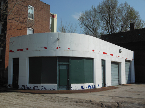 Shaw Commercial Building to See Rehab (2232 Thurman)