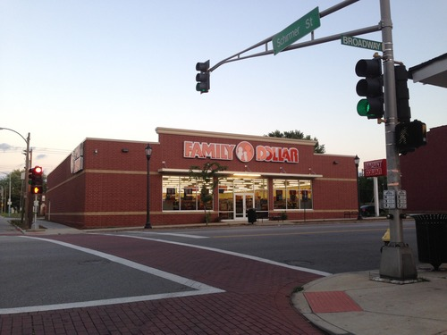 New Commercial Building Completed in the Patch (7700 S. Broadway)