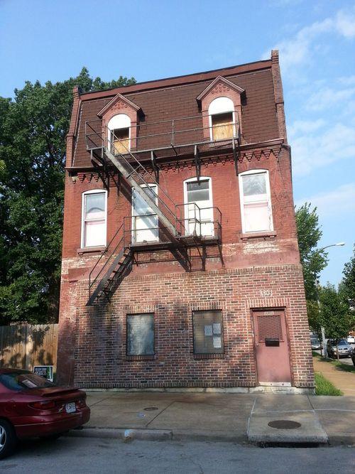 Benton Park Corner Building to See Rehab (3301 Salena)