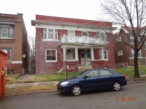 Shaw Home to be Rehabbed (4247-49 Russell)
