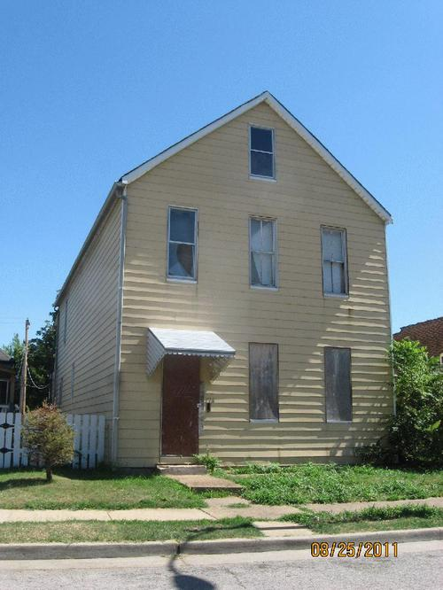 Home in the Patch to be Rehabbed (7716 Vermont)