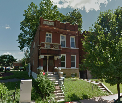 Forest Park Southeast Two-Family to be Rehabbed (4467 Gibson)