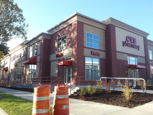 CVS Store in the Central West End Now Complete (3925 Lindell)