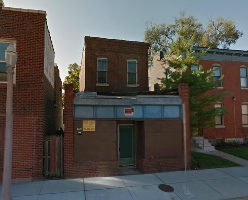 Mixed Use Building in the Grove to be Rehabbed (4420 Manchester)