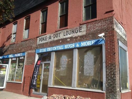 Cherokee Corner Building Under Rehab (3352-60 S. Jefferson)