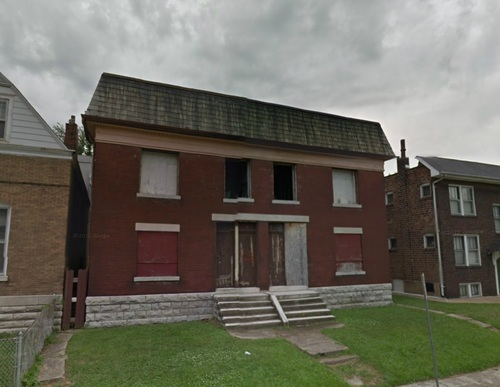 Botanical Heights Building to be Rehabbed (4226 Blaine)