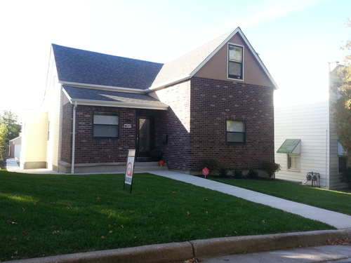 Single Family Home on the Hill Rehabbed (2107 Lilly)