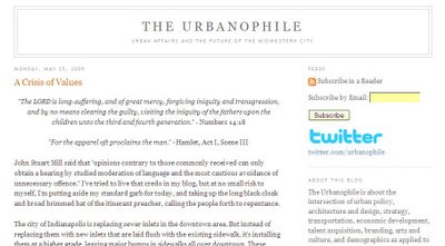 A must read from The Urbanophile