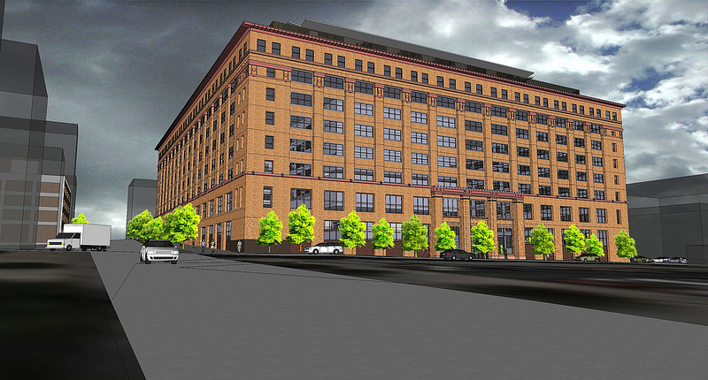 718,000sf Butler Brothers Building Set for Residential Redevelopment