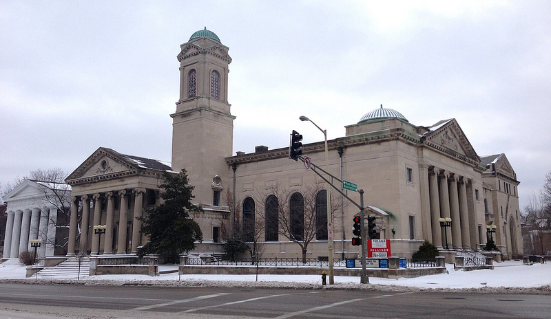 Holy Corners Has a Prayer: Fine Art Auction House, Brewery Moving In