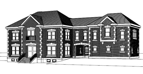 Lindell Boulevard at Forest Park to Get First New Home in a Decade