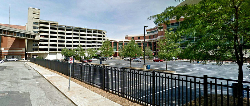 Mixed-Use Parking Garage Sought to Replace Surface Lot at Convention Center