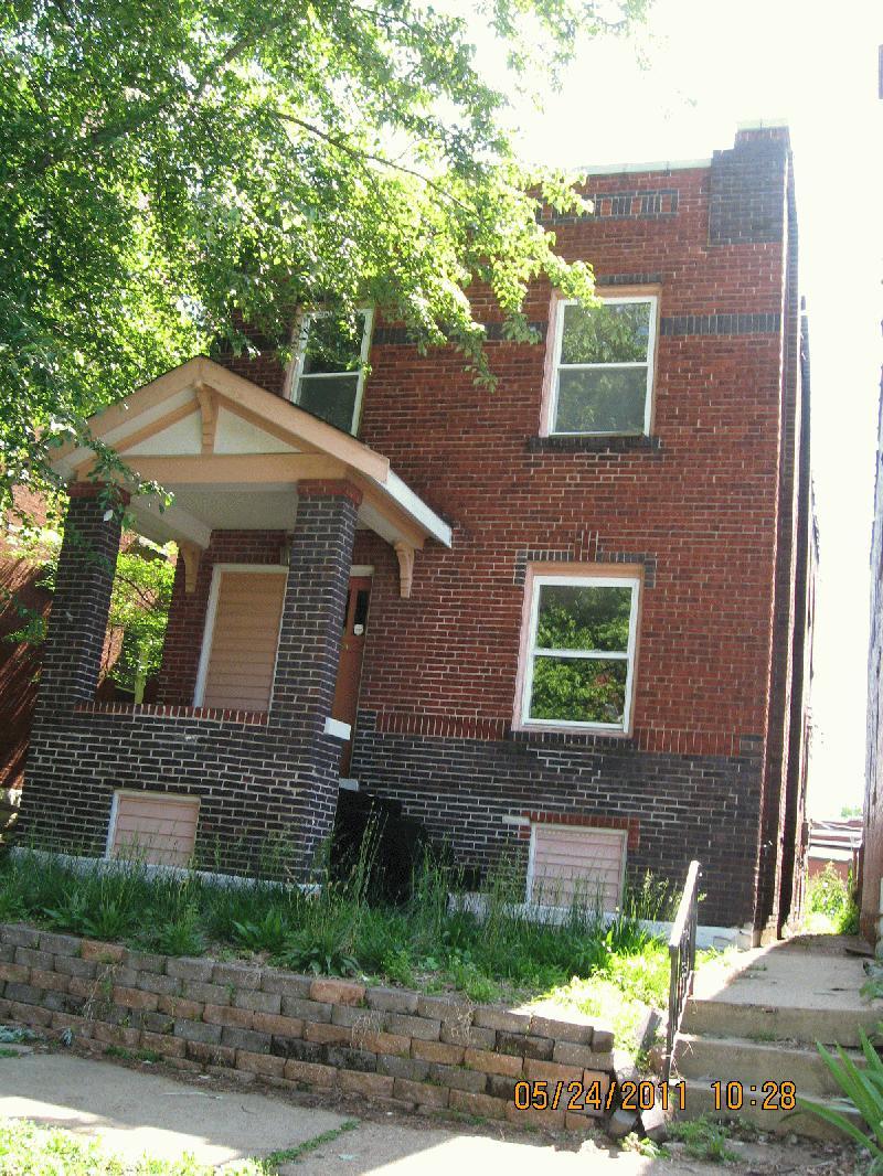 Benton Park West Single Family Home to be Rehabbed (3130 Ohio)