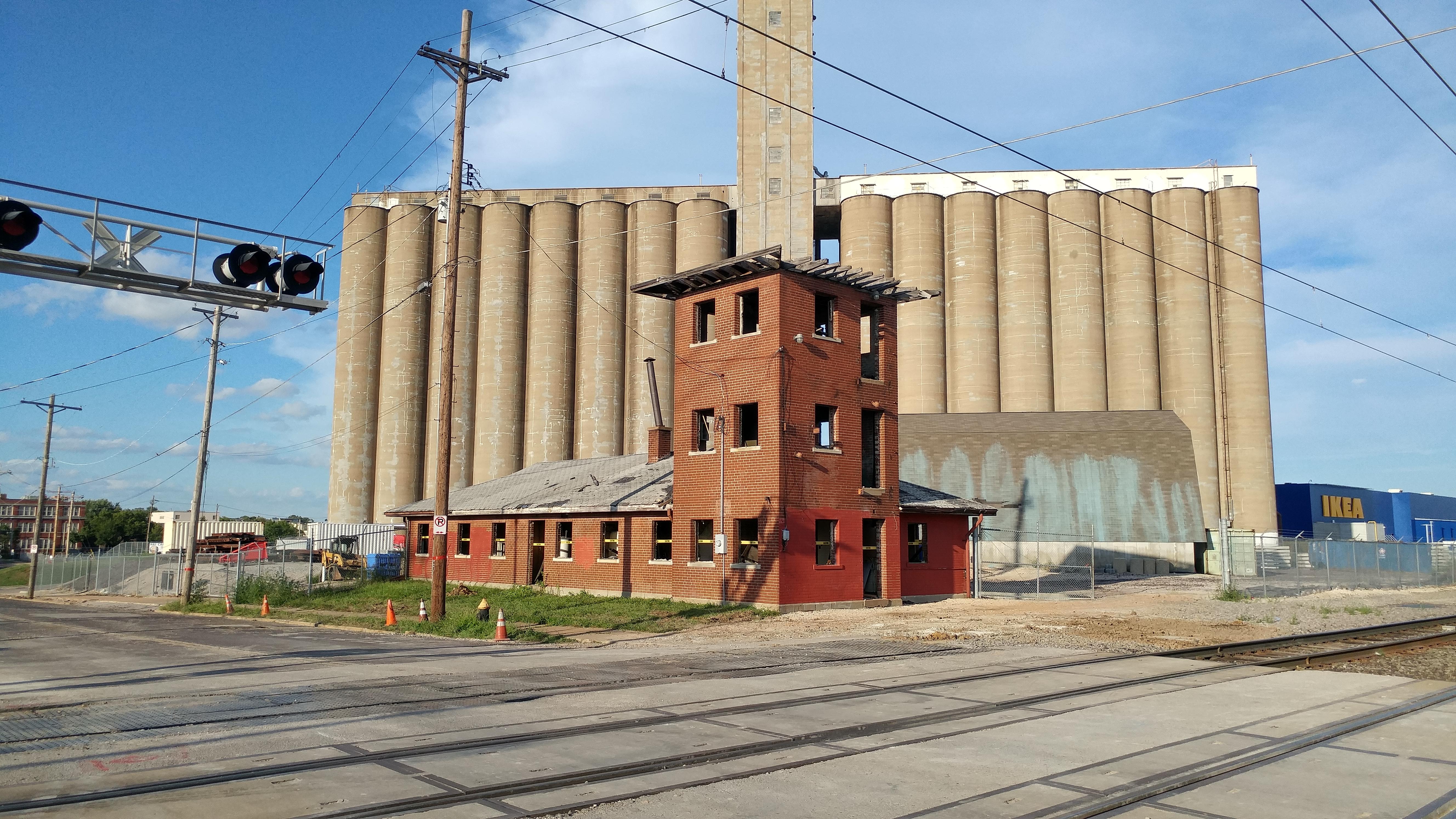 Demo Alert: Wabash Signal Tower