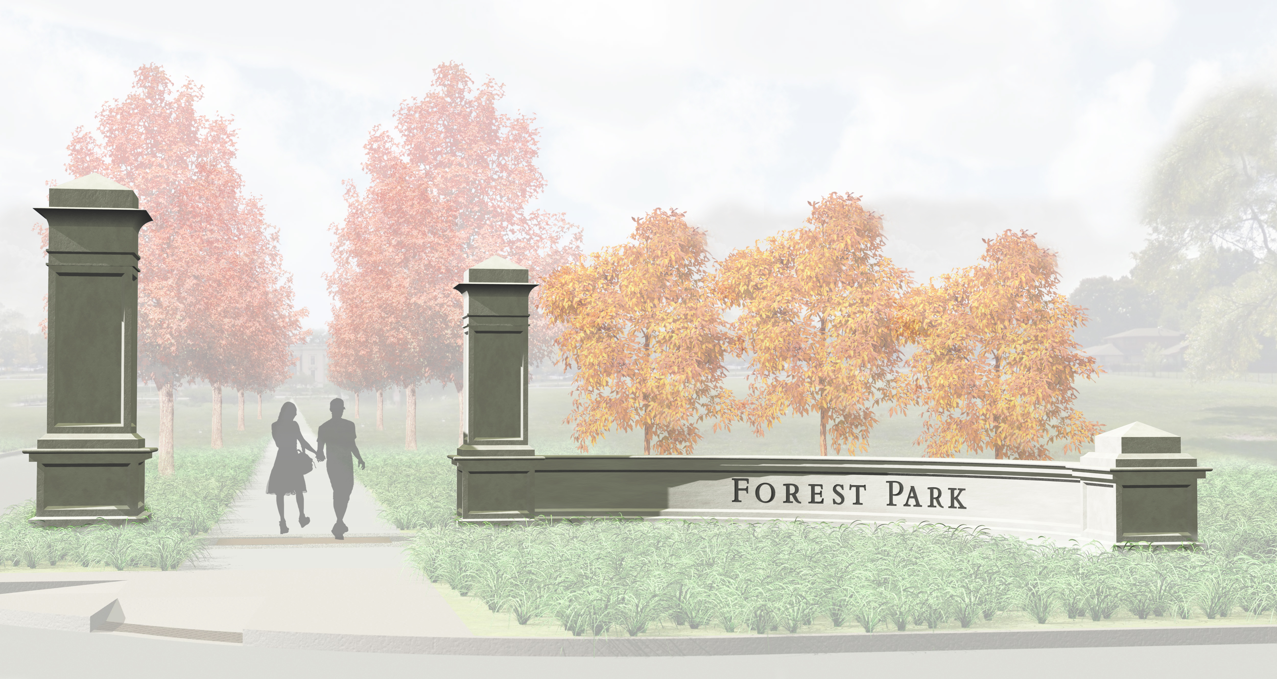 Forest Park To Get Modest Entry Markers Reminds Us Why Halprin