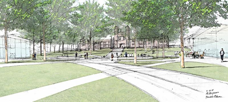 WUSTL Trustees Green-Light $240M Danforth Campus Transformation