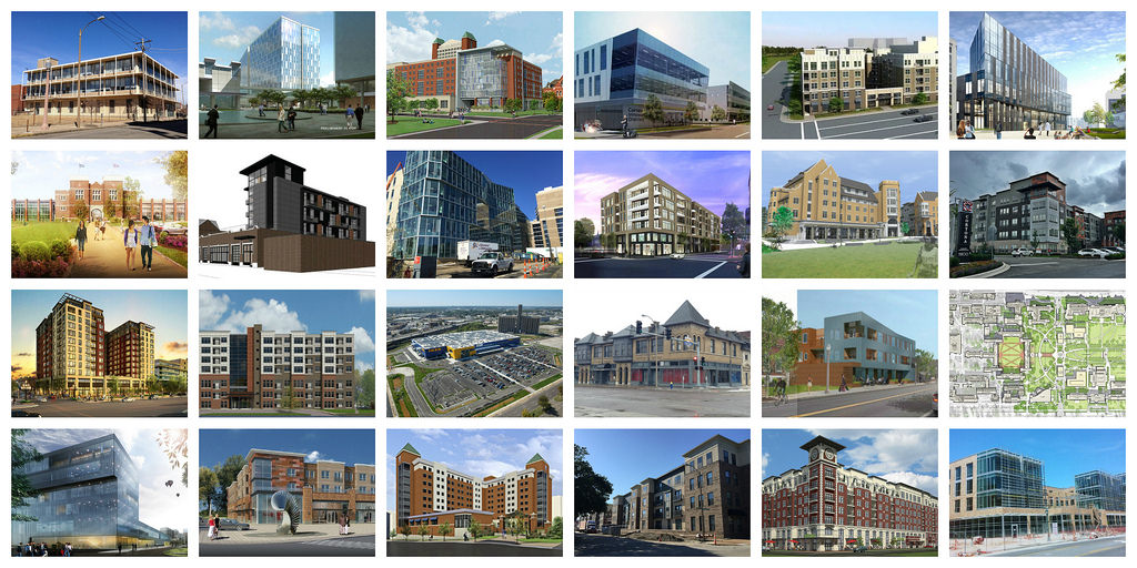 Central Corridor Residential Boom Passes 2,000 Units, Reaches Campus Housing