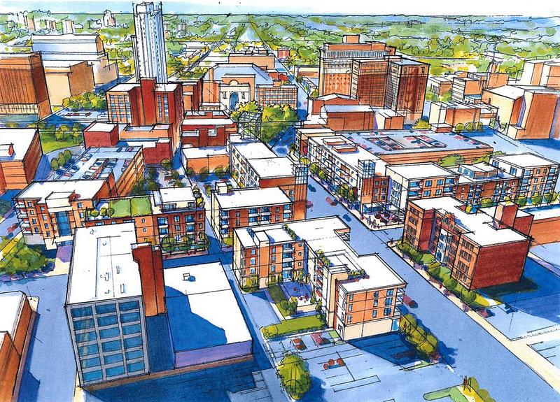 Bull Moose and What Grand Center Could, Should, and Might Become