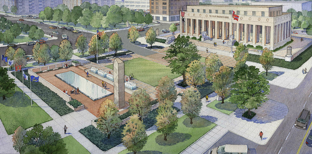 Renovation Planned for Downtown Soldiers Memorial Military Museum