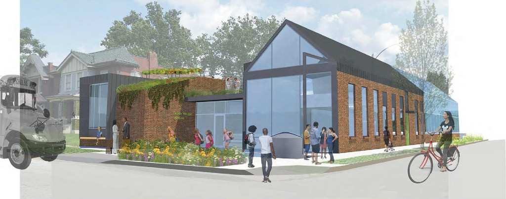 Food Production, Nutrition, and Science Education Center Announced for Shaw
