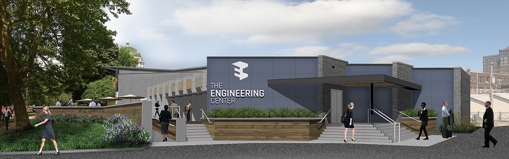 Engineers' Club of St. Louis Rebrands, Plans $3M Renovation of Mid-Century Building