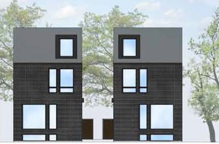 Four Infill Developments Go Before the Preservation Board