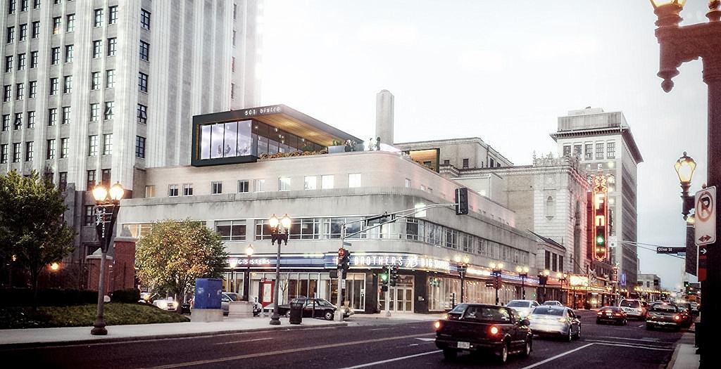 Rooftop Garden, Bistro Coming to Grand Center Landmark Building