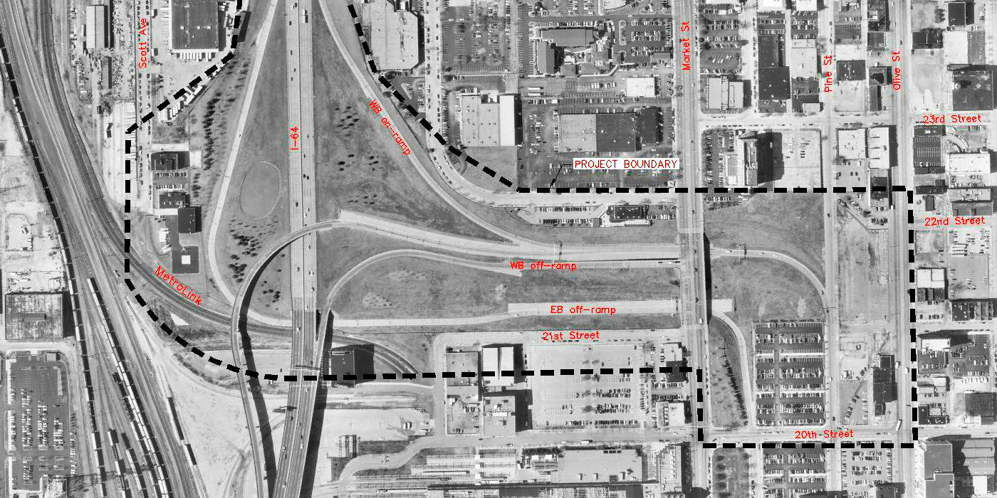 """MoDOT Agrees to Sell St. Louis City 30 Acres at 22nd Street for a """"Soccer Park"""""""