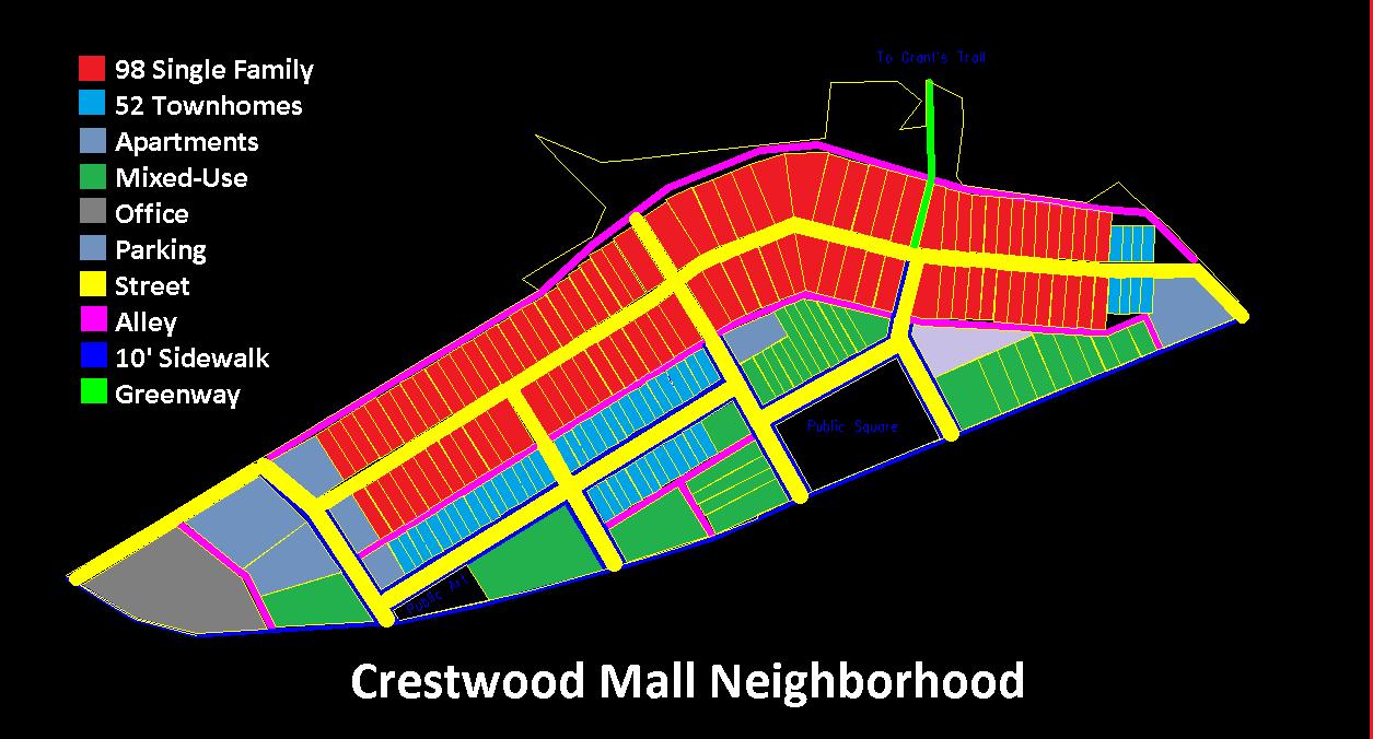 Crestwood Mall Neighborhood